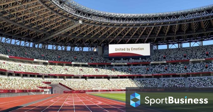 Tokyo 2020 bars spectators after state of emergency extended | SportBusiness