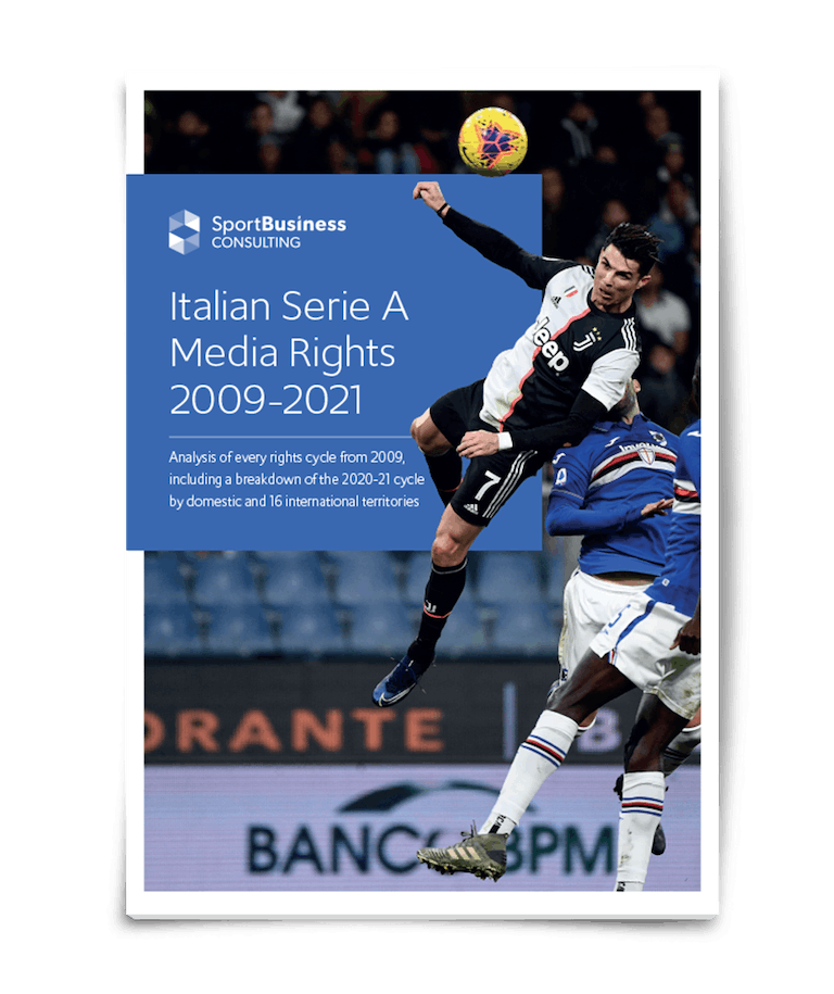 Serie A report cover 2